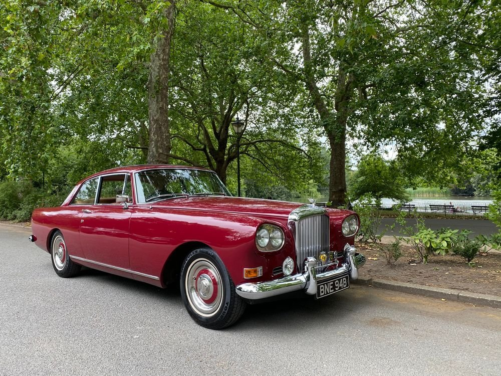 1964 Bentley S3 Continental 2 Door Saloon For Sale (picture 2 of 24)