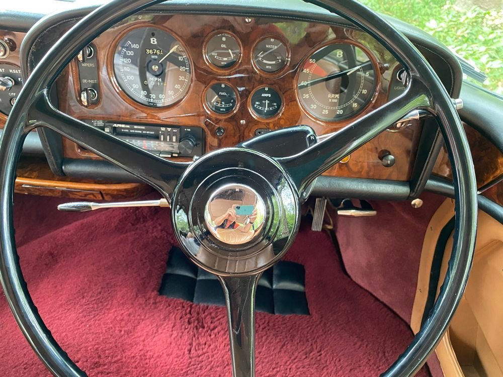 1964 Bentley S3 Continental 2 Door Saloon For Sale (picture 8 of 24)
