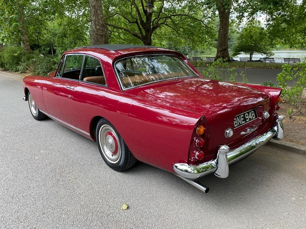 1964 Bentley S3 Continental 2 Door Saloon For Sale (picture 9 of 24)