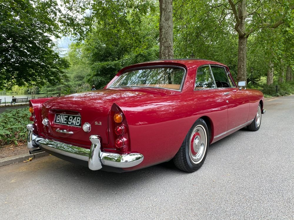 1964 Bentley S3 Continental 2 Door Saloon For Sale (picture 10 of 24)