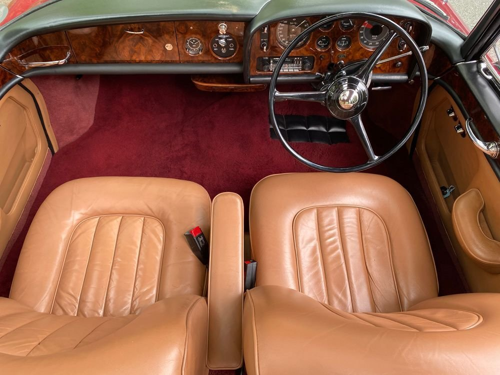 1964 Bentley S3 Continental 2 Door Saloon For Sale (picture 12 of 24)