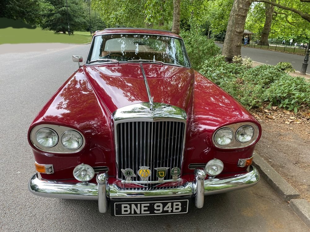 1964 Bentley S3 Continental 2 Door Saloon For Sale (picture 13 of 24)
