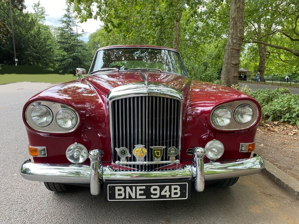 1964 Bentley S3 Continental 2 Door Saloon For Sale (picture 14 of 24)