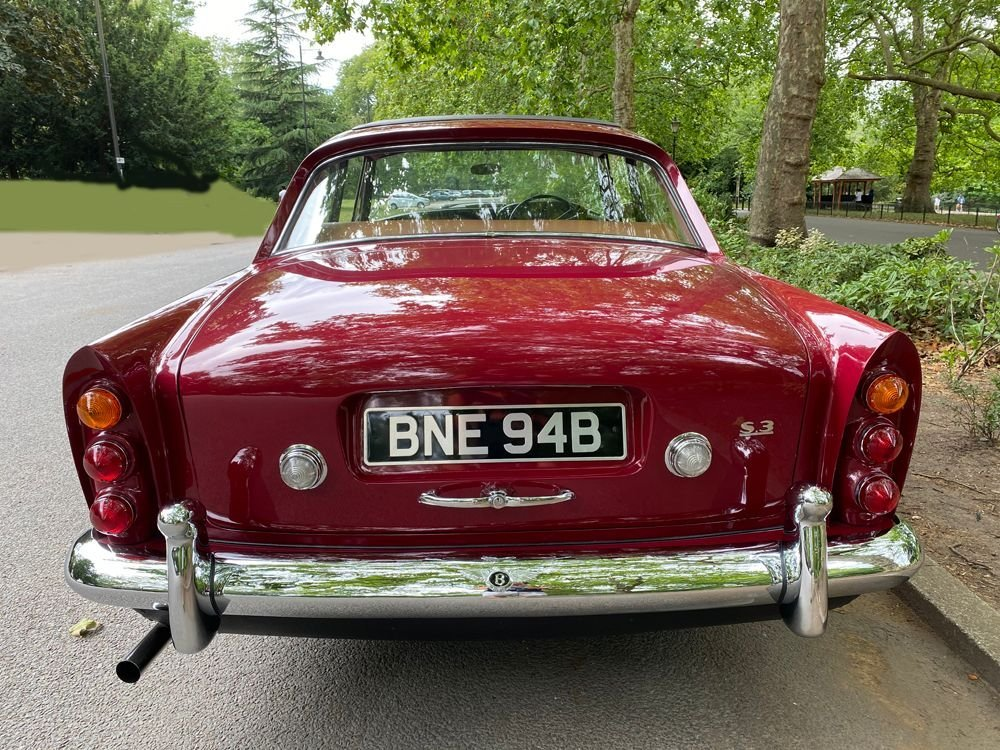 1964 Bentley S3 Continental 2 Door Saloon For Sale (picture 18 of 24)