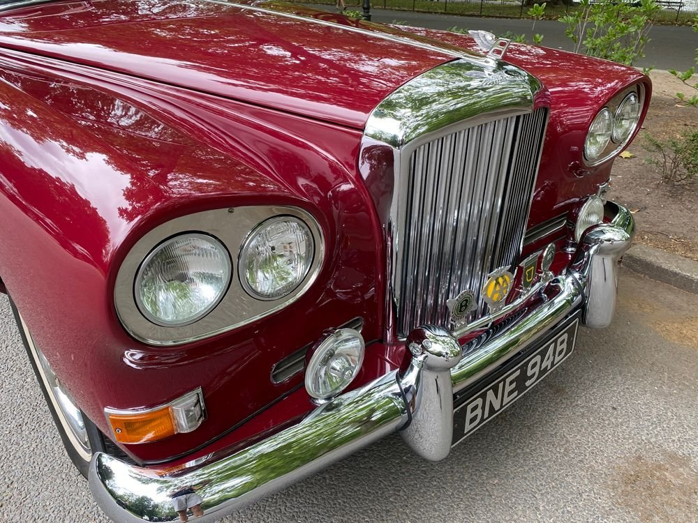 1964 Bentley S3 Continental 2 Door Saloon For Sale (picture 21 of 24)
