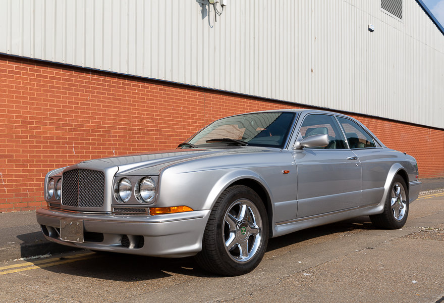 """2000 Bentley Continental R Mulliner """"Millennium"""" Edition (LHD) For Sale (picture 1 of 24)"""