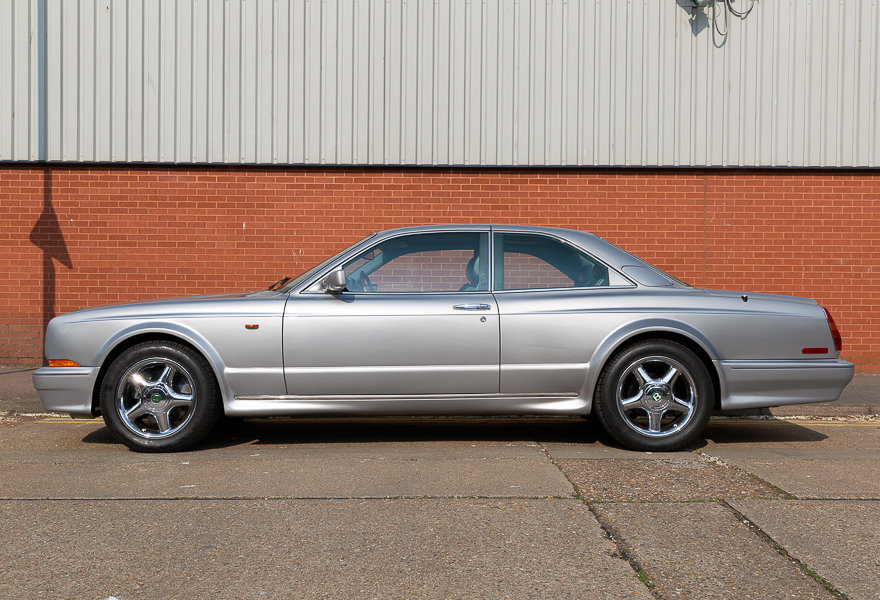"""2000 Bentley Continental R Mulliner """"Millennium"""" Edition (LHD) For Sale (picture 2 of 24)"""