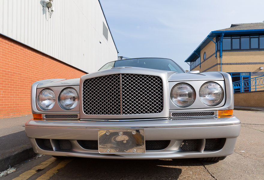 """2000 Bentley Continental R Mulliner """"Millennium"""" Edition (LHD) For Sale (picture 3 of 24)"""