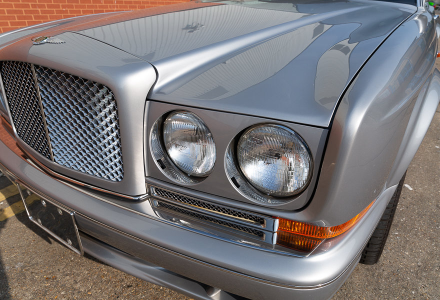 """2000 Bentley Continental R Mulliner """"Millennium"""" Edition (LHD) For Sale (picture 5 of 24)"""