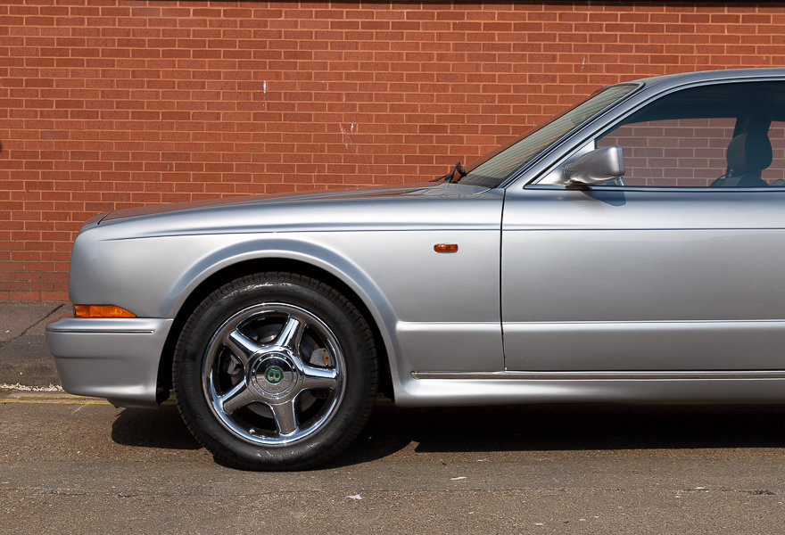 """2000 Bentley Continental R Mulliner """"Millennium"""" Edition (LHD) For Sale (picture 6 of 24)"""