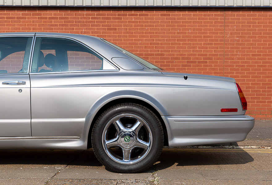 """2000 Bentley Continental R Mulliner """"Millennium"""" Edition (LHD) For Sale (picture 7 of 24)"""