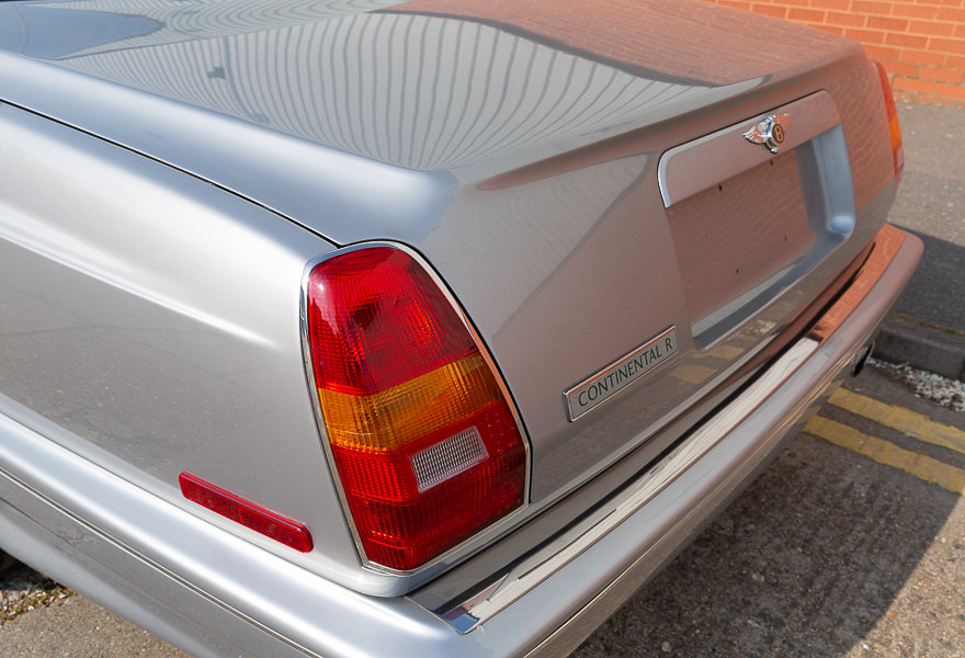 """2000 Bentley Continental R Mulliner """"Millennium"""" Edition (LHD) For Sale (picture 8 of 24)"""