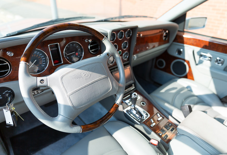 """2000 Bentley Continental R Mulliner """"Millennium"""" Edition (LHD) For Sale (picture 10 of 24)"""