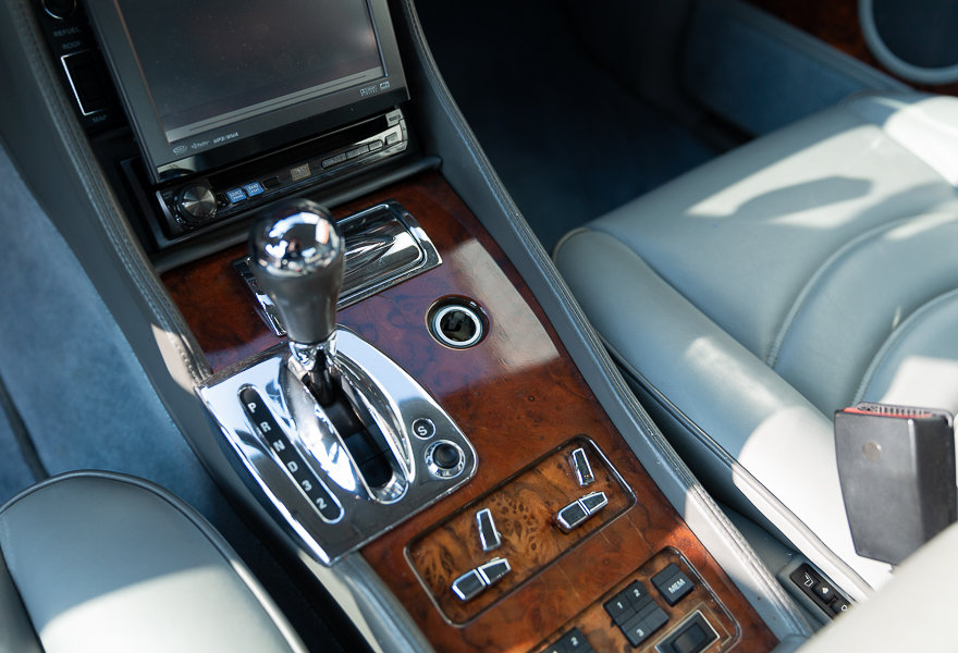 """2000 Bentley Continental R Mulliner """"Millennium"""" Edition (LHD) For Sale (picture 12 of 24)"""