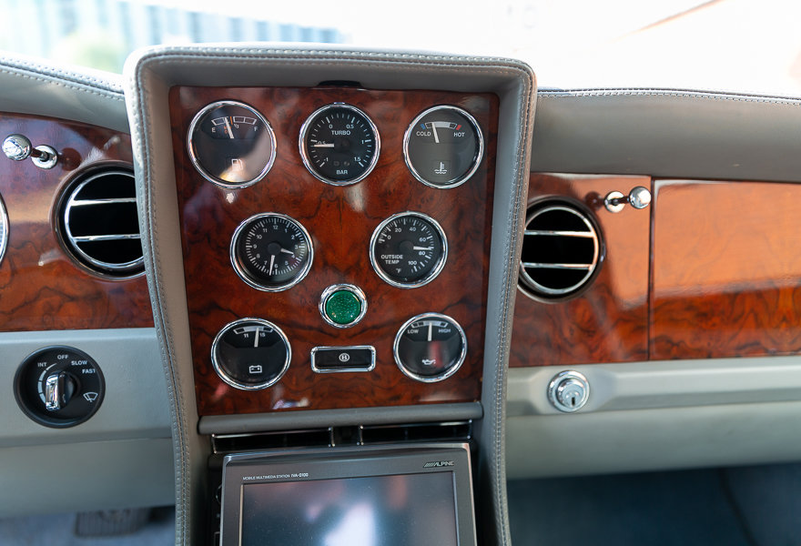 """2000 Bentley Continental R Mulliner """"Millennium"""" Edition (LHD) For Sale (picture 13 of 24)"""