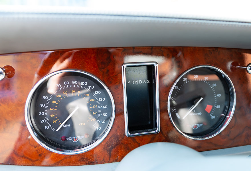 """2000 Bentley Continental R Mulliner """"Millennium"""" Edition (LHD) For Sale (picture 14 of 24)"""