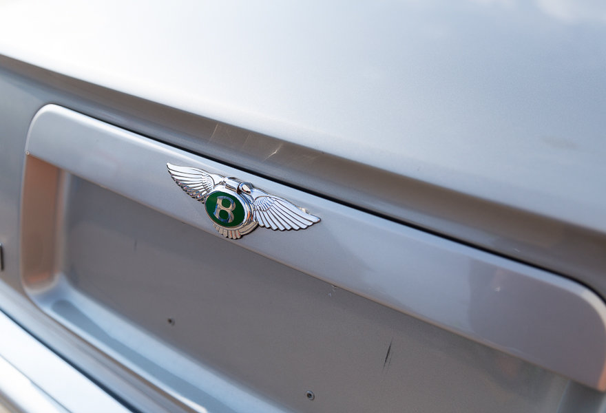 """2000 Bentley Continental R Mulliner """"Millennium"""" Edition (LHD) For Sale (picture 15 of 24)"""