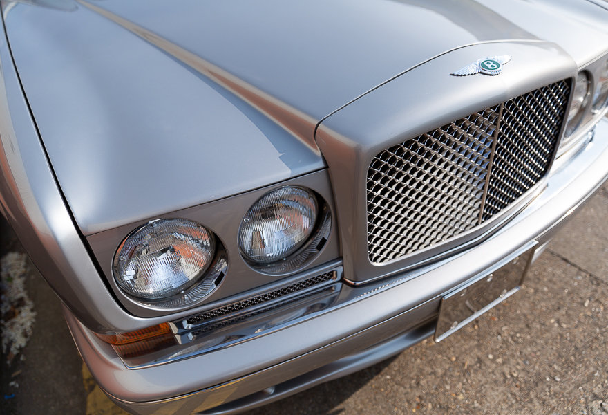"""2000 Bentley Continental R Mulliner """"Millennium"""" Edition (LHD) For Sale (picture 16 of 24)"""
