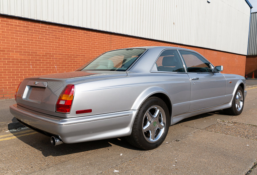 """2000 Bentley Continental R Mulliner """"Millennium"""" Edition (LHD) For Sale (picture 18 of 24)"""