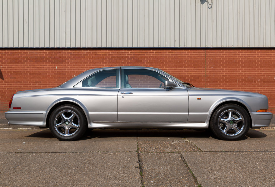 """2000 Bentley Continental R Mulliner """"Millennium"""" Edition (LHD) For Sale (picture 19 of 24)"""