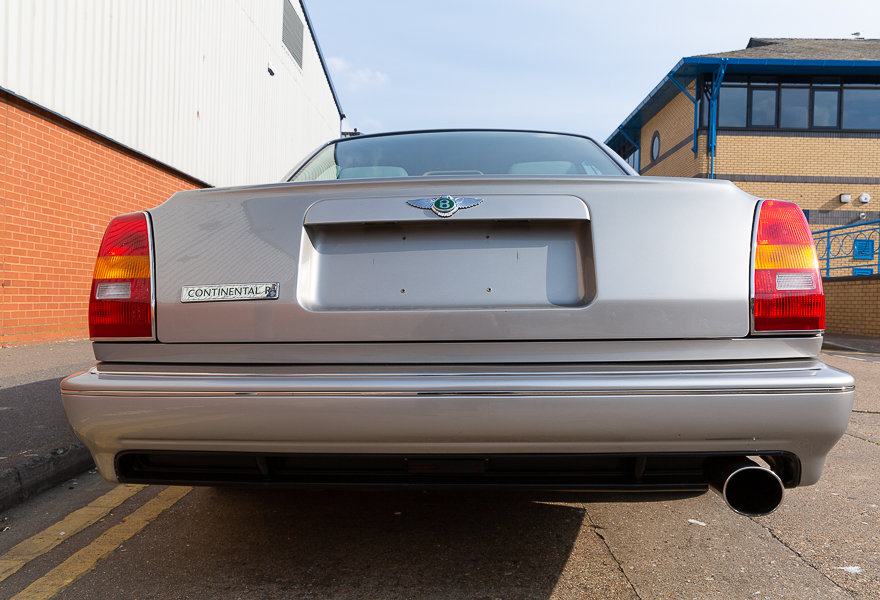 """2000 Bentley Continental R Mulliner """"Millennium"""" Edition (LHD) For Sale (picture 20 of 24)"""