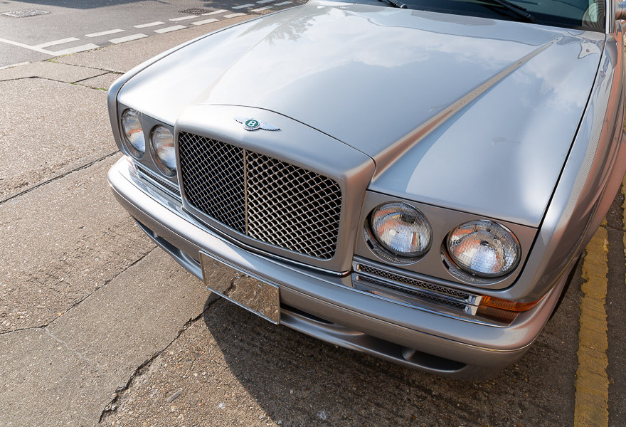 """2000 Bentley Continental R Mulliner """"Millennium"""" Edition (LHD) For Sale (picture 23 of 24)"""
