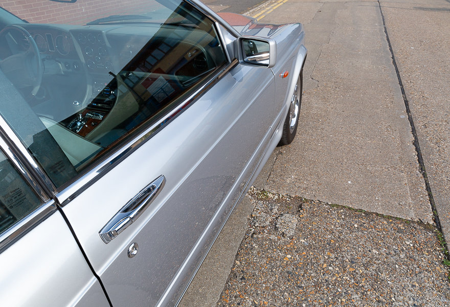 """2000 Bentley Continental R Mulliner """"Millennium"""" Edition (LHD) For Sale (picture 24 of 24)"""