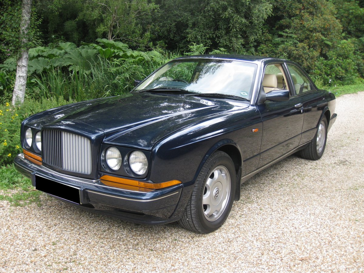 1993 MPW Bentley Continental R For Sale (picture 1 of 6)