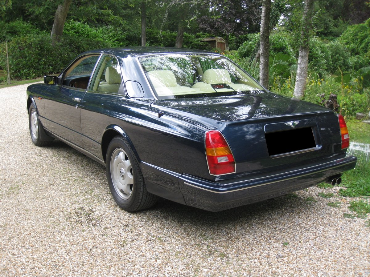 1993 MPW Bentley Continental R For Sale (picture 2 of 6)