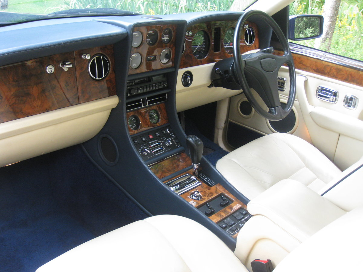 1993 MPW Bentley Continental R For Sale (picture 3 of 6)