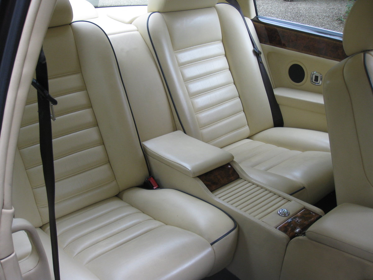 1993 MPW Bentley Continental R For Sale (picture 5 of 6)