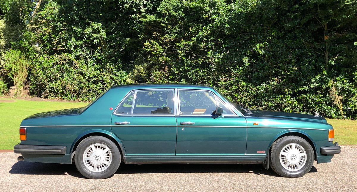 1994 BENTLEY TURBO R MKIII           dealer history from new For Sale (picture 2 of 6)