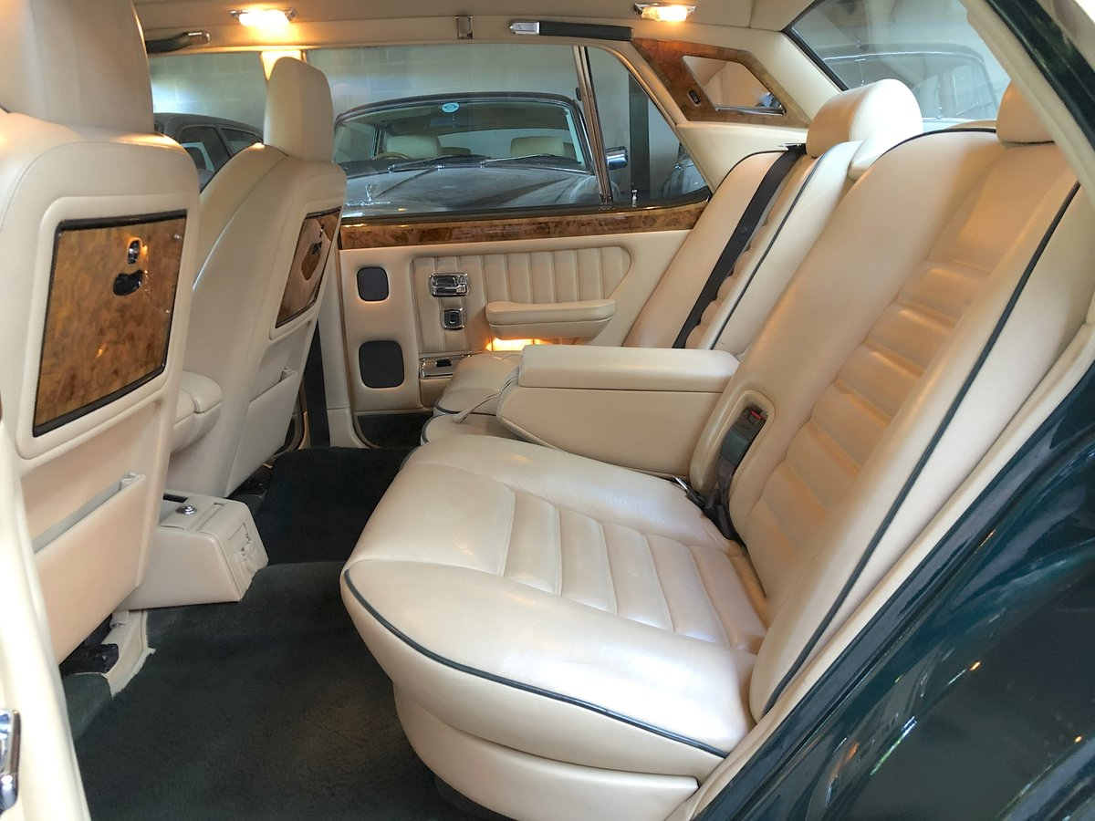 1994 BENTLEY TURBO R MKIII           dealer history from new For Sale (picture 6 of 6)