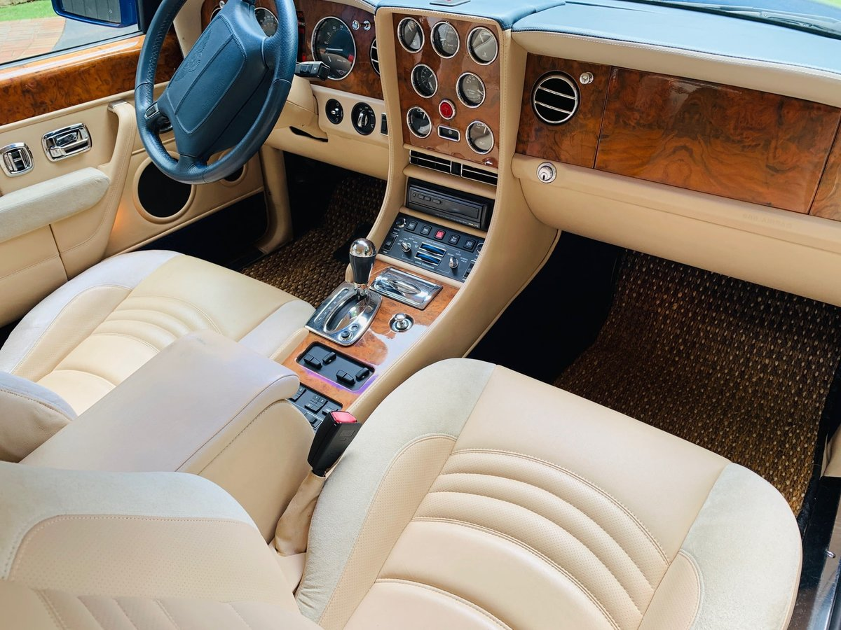 1998 Bentley Continental T Mulliner Park Ward For Sale (picture 4 of 6)