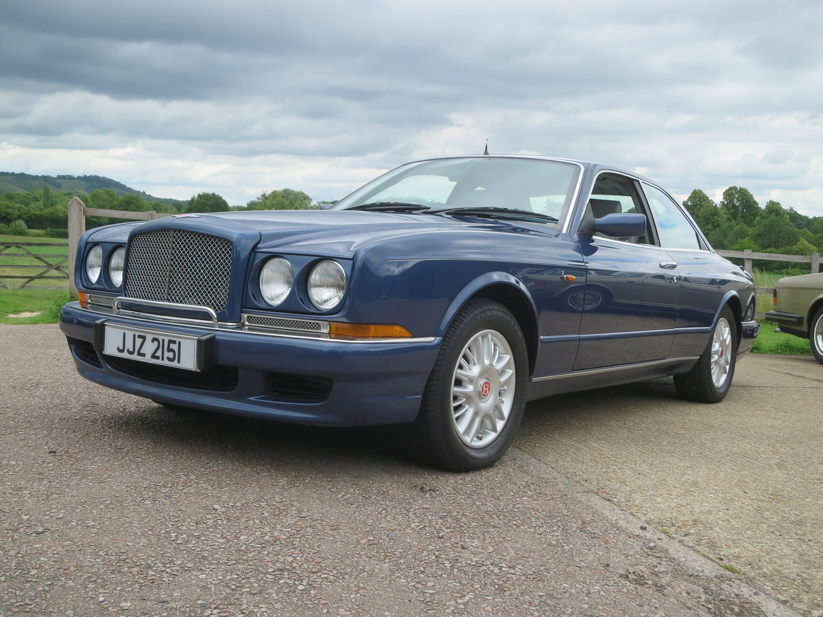 1997 Bentley Continental R For Sale (picture 1 of 6)