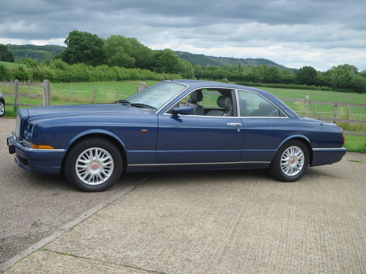 1997 Bentley Continental R For Sale (picture 2 of 6)