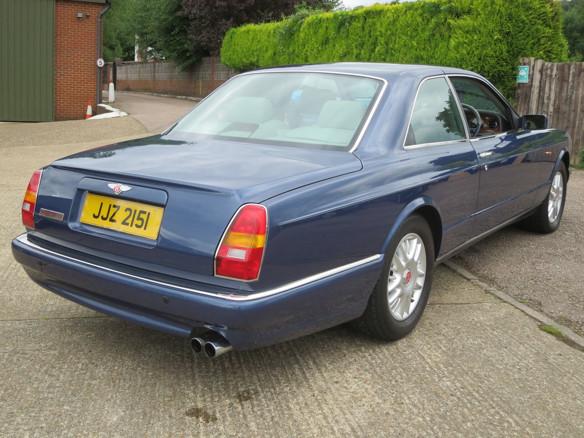 1997 Bentley Continental R For Sale (picture 3 of 6)