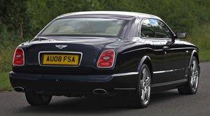 2008 Bentley Brooklands For Sale