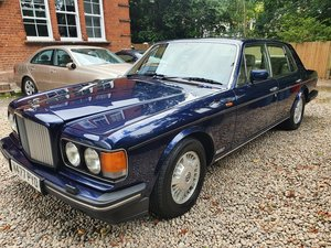1995 Exceptional Original Bentley Brooklands FSH Best Available   For Sale