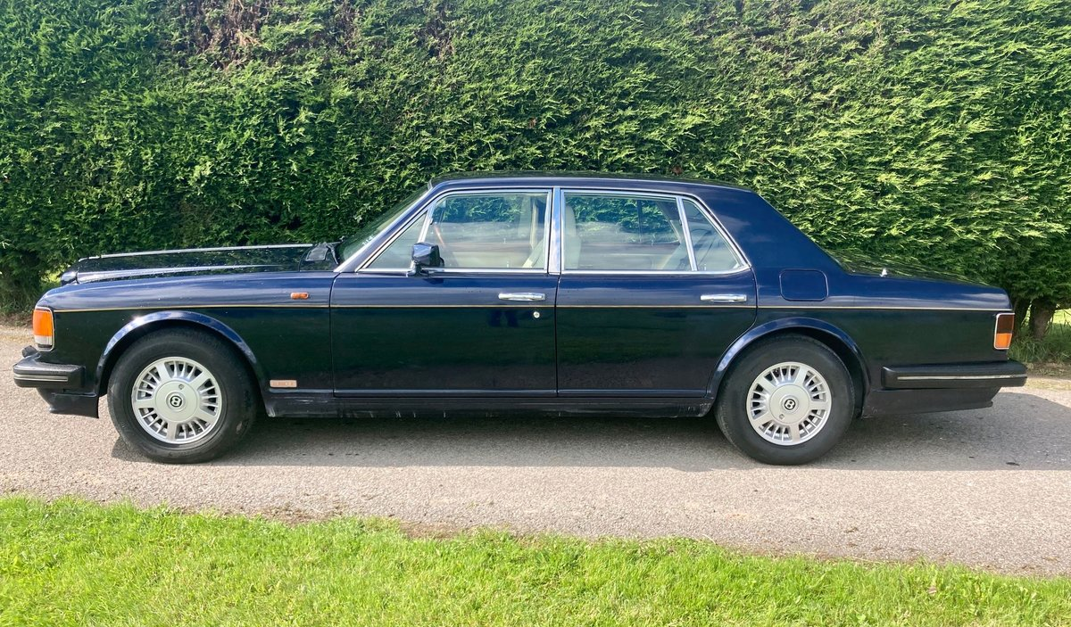1990 Bentley Turbo R For Sale by Auction (picture 3 of 5)