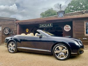 BENTLEY CONTINENTAL GTC. 31,000 MILES!