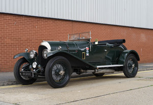 1927 Bentley 3/4.5 Litre Tourer (RHD) For Sale