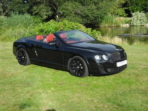 2011 BENTLEY GTC SUPERSPORTS