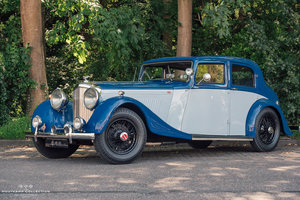 1936 BENTLEY 4 1/4 PARK WARD