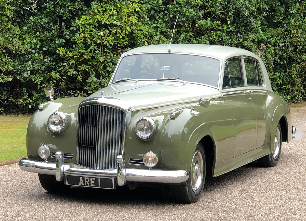 1956 BENTLEY S1 SPORTS SALOON  For Sale (picture 1 of 6)