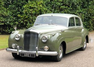 Picture of 1956 BENTLEY S1 SPORTS SALOON  For Sale