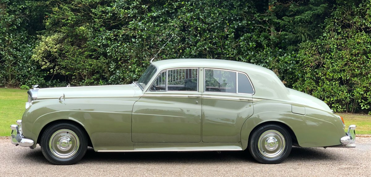 1956 BENTLEY S1 SPORTS SALOON  For Sale (picture 2 of 6)