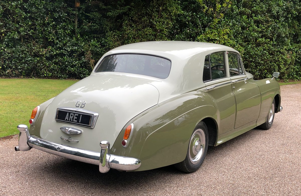 1956 BENTLEY S1 SPORTS SALOON  For Sale (picture 3 of 6)