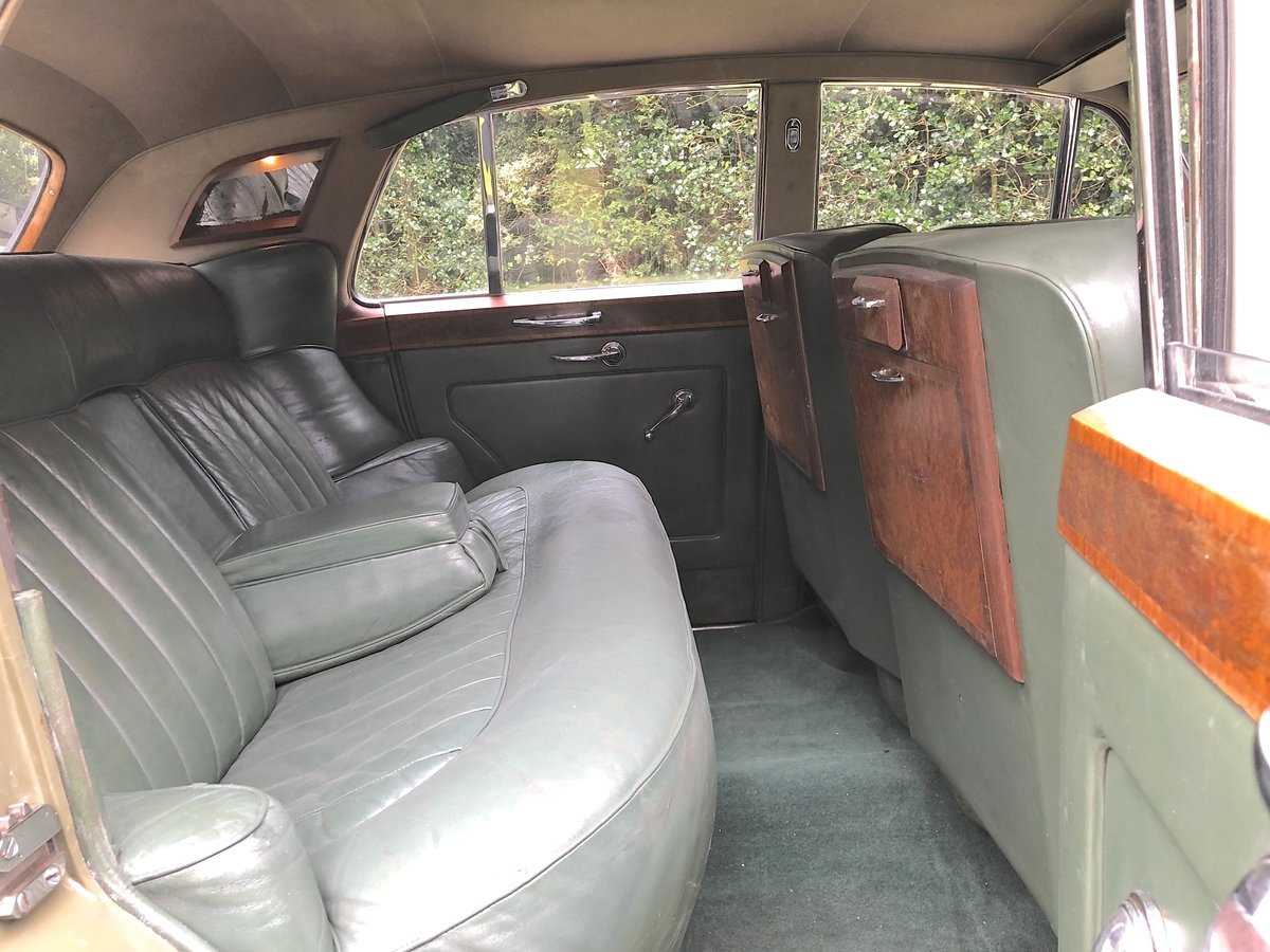 1956 BENTLEY S1 SPORTS SALOON  For Sale (picture 5 of 6)