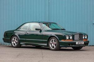 1997 Bentley Continental T - 30,000 miles and just 3 owners